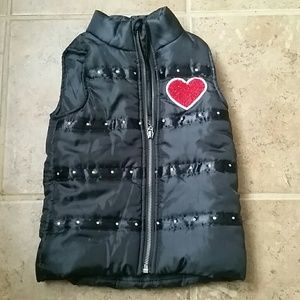 Toddler Betsey Johnson Vest